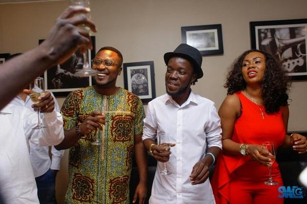 Akwaboah and Africa 1 Media