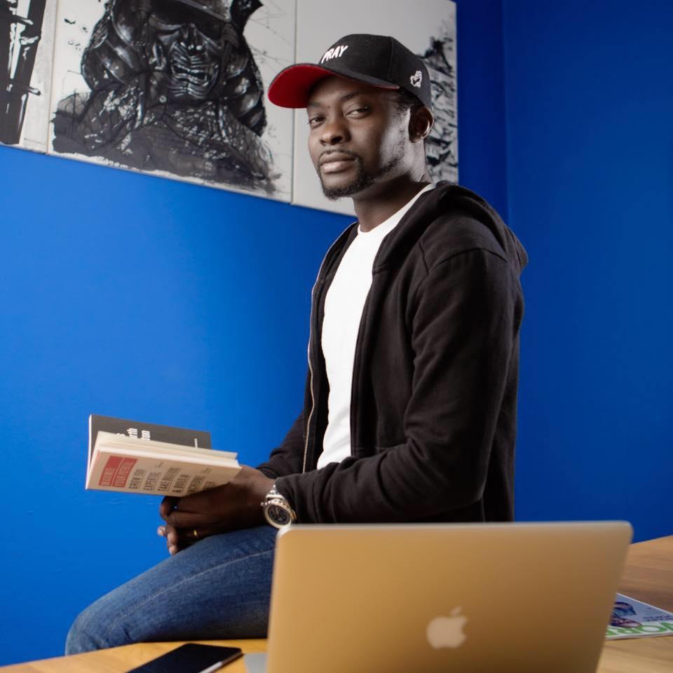 Award winning Video Director Nana Kofi Asihene