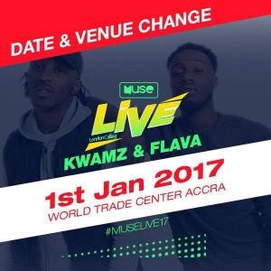 MUSE LIVE - Kwamz & Flava-1